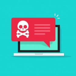 malware-ou-fraude-internet-spam-notificacao-no-computador-portatil-vector-plana-dos-desenhos-animados_101884-158